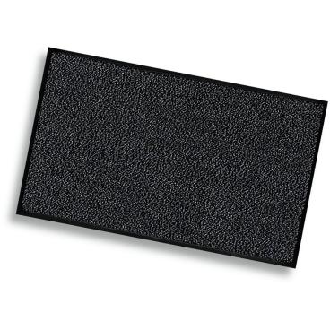 Schmutzfangmatte 90 x 150 cm, schwarz-meliert