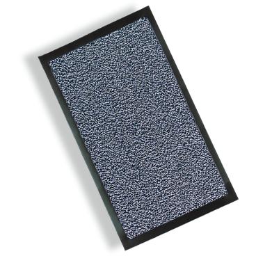 Schmutzfangmatte 60 x 90 cm, blau-meliert