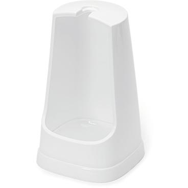 Topf für Toilettenbürste zum Einhängen