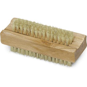 Handwaschbürste, Holz Länge: 9,5 cm, Naturborste