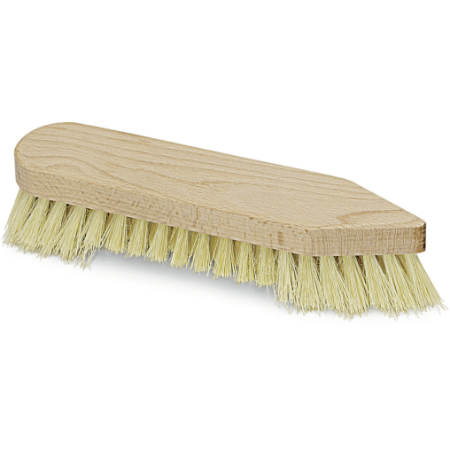 Waschbürste, mit Bart