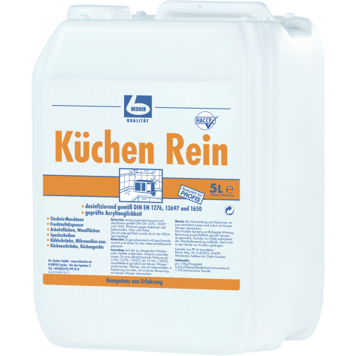 Dr. Becher Küchen Rein