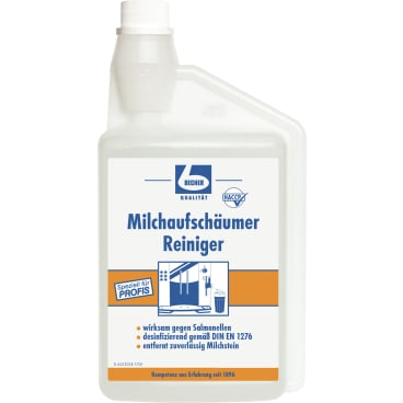 Dr. Becher Milchaufschäumer Reiniger