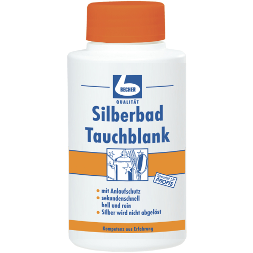 Dr. Becher Silberbad Tauchblank