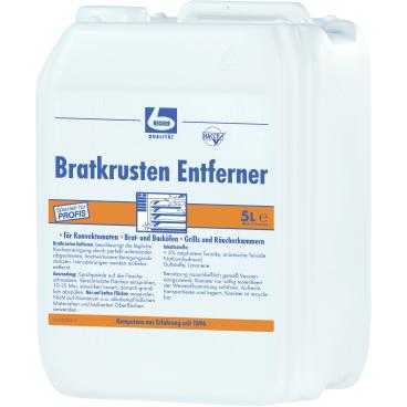 Dr. Becher Bratkrusten Entferner 5 Liter - Kanister
