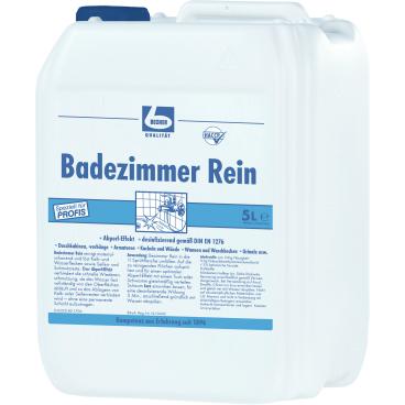 Dr. Becher Badezimmer Rein