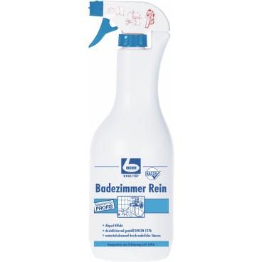 Dr. Becher Badezimmer Rein 1 Liter - Sprühflasche
