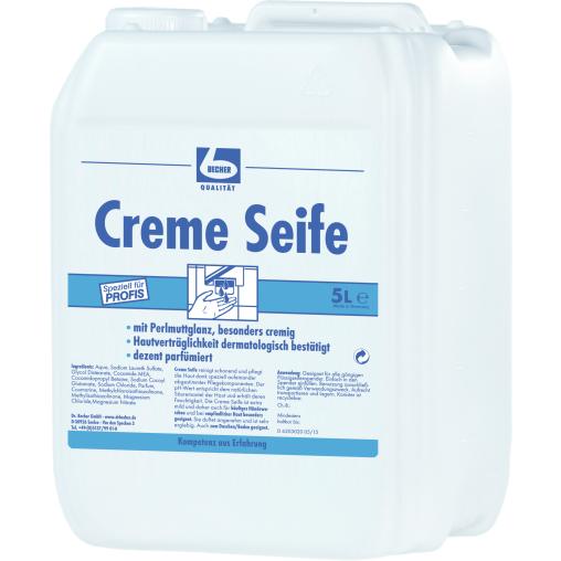 Dr. Becher Creme Seife