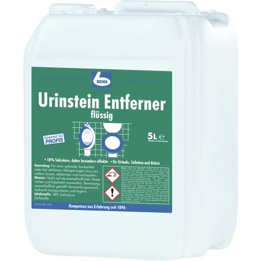 Dr. Becher Urinstein Entferner