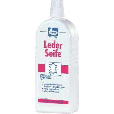Dr. Becher Leder Seife