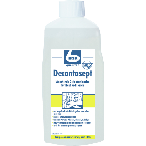 Dr. Becher Decontasept Dekontaminationsmittel