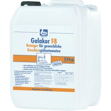 Dr. Becher Galakor F8 Spülmaschinenreiniger 25 kg - Kanister