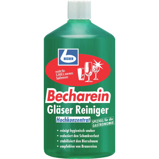 Dr. Becher Becharein Gläser Reiniger