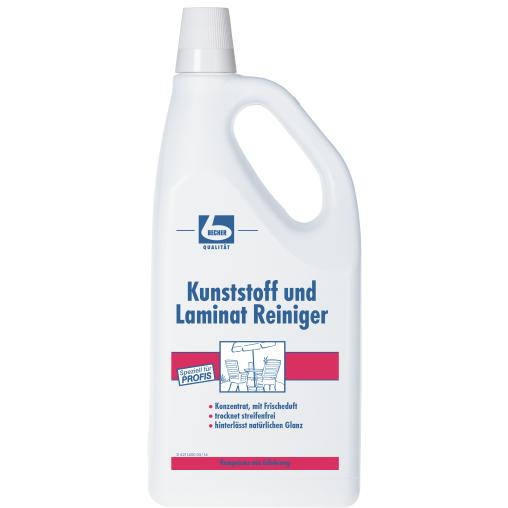 Dr. Becher Kunststoff und Laminat Reiniger
