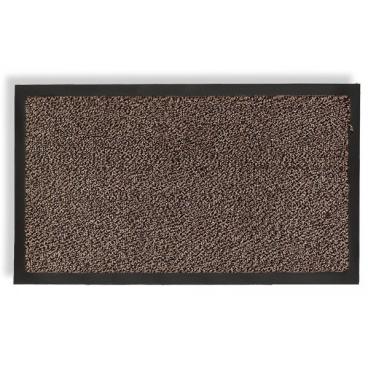 Schmutzfangmatte 90 x 150 cm, braun-meliert