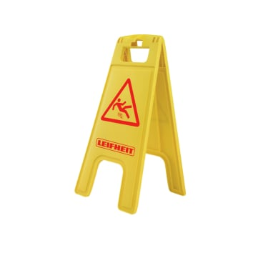 LEIFHEIT Professional Warnschild