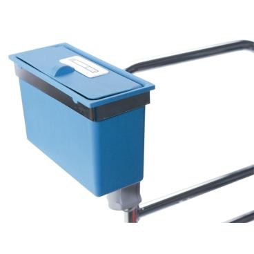 Meiko Aschebehälter passend für Grundgestell I und II und Serie102+202