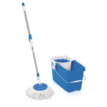 LEIFHEIT CLEAN TWIST Disc Mop Set, 3-teilig