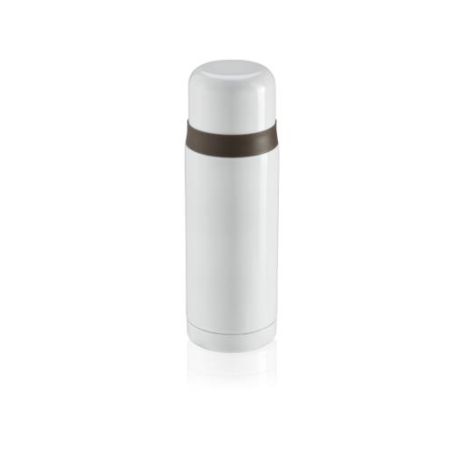 LEIFHEIT Coco Isolierflasche, weiß lackiert