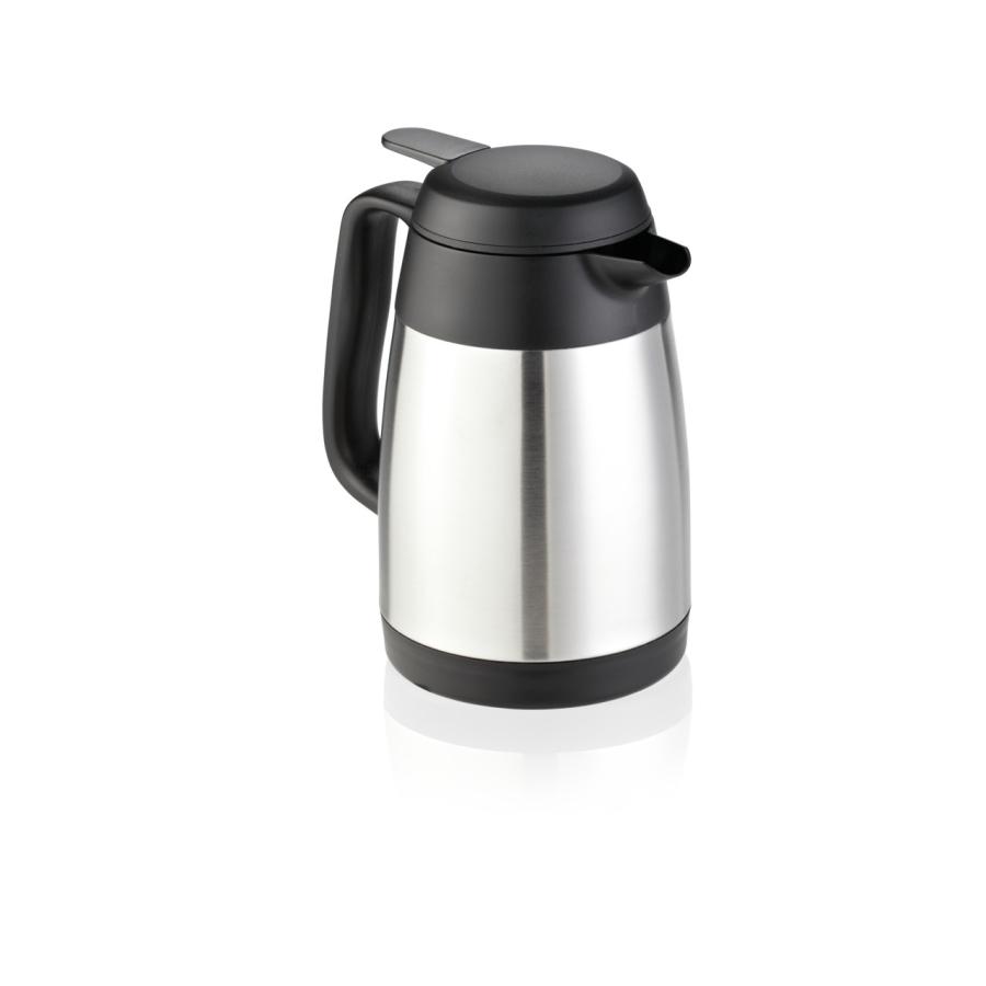 Leifheit Isolierflasche Coco colour edition Kaffeekanne 1,0 Liter