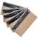 UNGER Ersatzklingen, 4 cm für Bodenschaber 1 Box = 50 x 5 Stück = 250 Stück