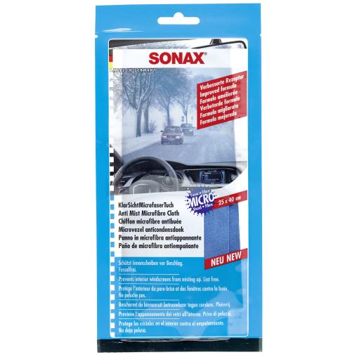 SONAX KlarSicht Microfasertuch