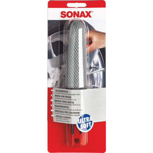 SONAX FelgenBürste ultra-soft