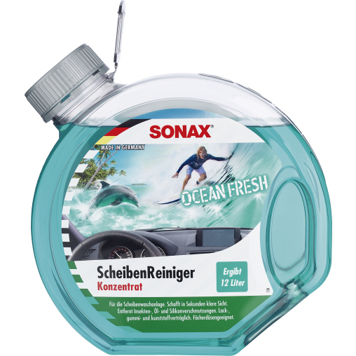 SONAX ScheibenReiniger Kozentrat Ocean-fresh