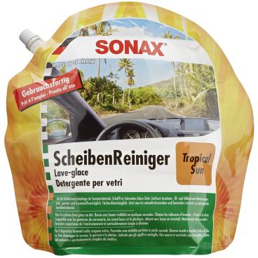 SONAX ScheibenReiniger gebrauchsfertig Tropical Sun