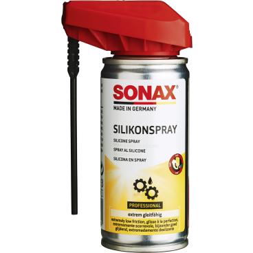SONAX PROFESSIONAL SilikonSpray mit EasySpray 100 ml - Sprühdose