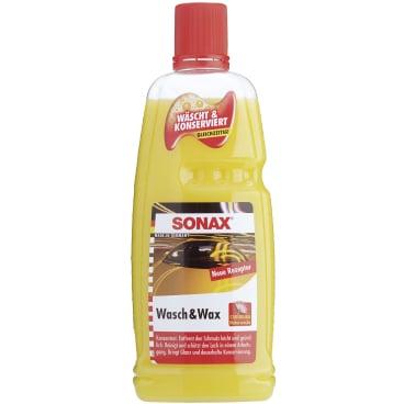 SONAX Wasch & Wax Autoreinigung und Schutz