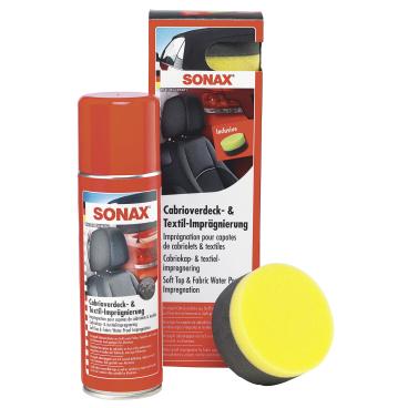 SONAX Cabrioverdeck- & Textilimprägnierung