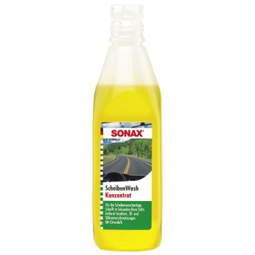 SONAX ScheibenWash Konzentrat mit Citrusduft