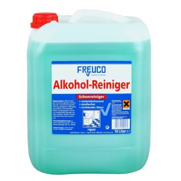 Freuco Alkohol-Reiniger 10 l - Kanister