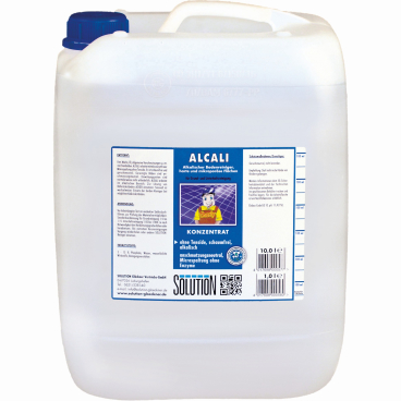 Solution Charly Alcali 10 l - Kanister