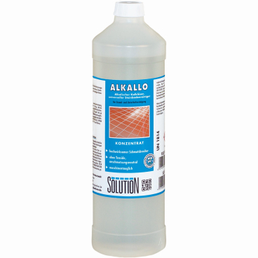 Solution ALKALLO® Stein-Reiniger