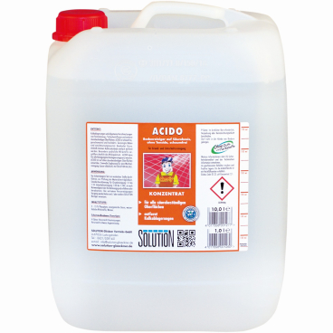 Solution Charly Acido sauer 10 l - Kanister