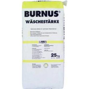 Burnus Wäschestärke 25 kg - Sack