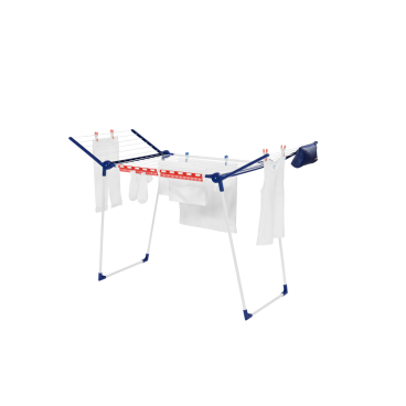 LEIFHEIT PEGASUS 180 Solid Plus Wäschetrockner  Höhe: 90 cm / Flügel: 107 cm