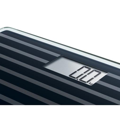 SOEHNLE Style Sense Compact 200 Black Edition Personenwaage