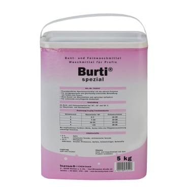 burti spezial von Burnus Waschmittel