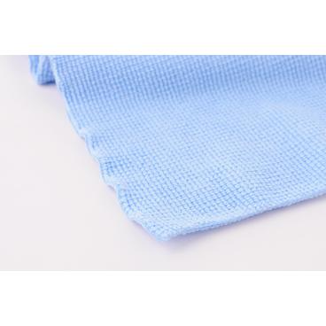 MEGA Clean Professional Mikrofaser Profi Pflegetuch,  40 x 40 cm 1 Stück, Farbe: blau