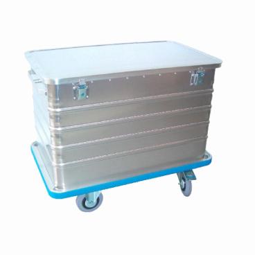 novocal Aluminium-Transportcontainer