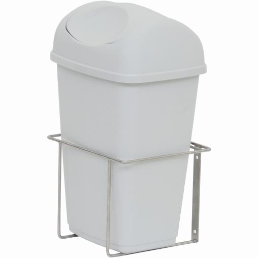 Abfallbehälter mit Deckel