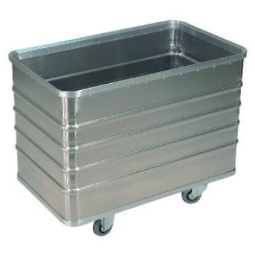 Novocal Aluminium-Transportcontainer GTW 40, 560 l - Volumen