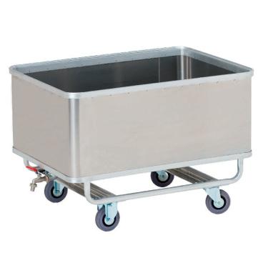 Novocal Transportcontainer, wasserdicht GTC 1, 280 l - Volumen