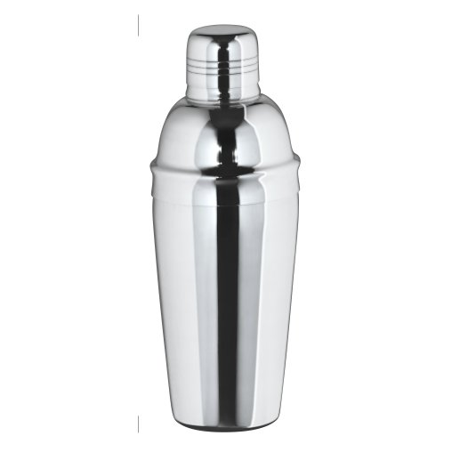 Gloss Cocktail Shaker, 3-teilig