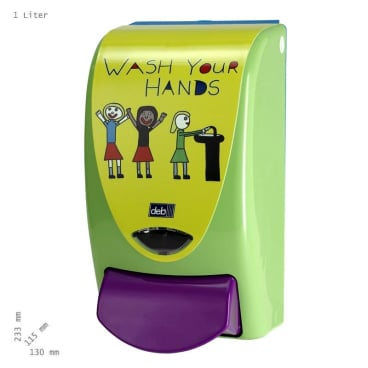 Deb Stoko® Kids Wash your Hands Seifenspender