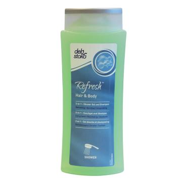 Deb Stoko® Refresh™ Hair & Body Duschgel