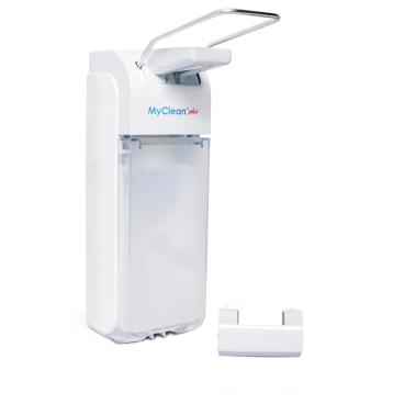 MyClean® Universal-Wandspender, weiß